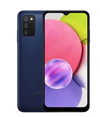 Телефон Samsung Galaxy A03S 4/64GB (Синий)