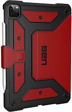 """Чехол UAG Metropolis для iPad 11"""" (Красный)"""