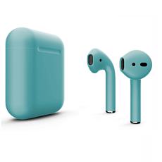 Беспроводные наушники Apple AirPods 2 Color (без беспроводной зарядки чехла) Мятный