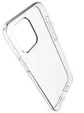 Чехол силиконовый для Apple iPhone 12 Mini (Прозрачный)