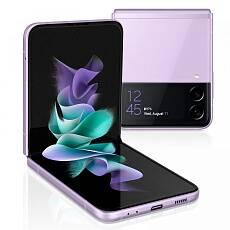 Телефон Samsung Galaxy Z Flip3 5G 128Gb (Лавандовый)