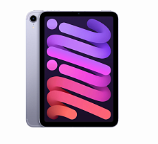 Планшет Apple iPad mini (2021) 64 Wi-Fi (Фиолетовый)