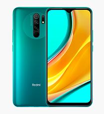 Телефон Xiaomi Redmi 9 4/64Gb NFC (Зеленый)