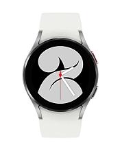 Умные часы Samsung Galaxy Watch 4 44mm (Серебряный)