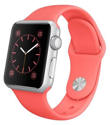 Ремешок для Apple Watch 38mm (Розовый)