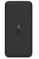 Внешний аккумулятор Xiaomi 10000mAh Redmi Power Bank (Черный)