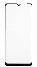 Защитное стекло для Samsung Galaxy A32 4G (Черная рамка)