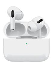 Беспроводные наушники Deppa с микрофоном Air Pro, TWS, BT 5.0, 250 мАч, QI, IPX4 (Белый)
