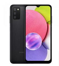 Телефон Samsung Galaxy A03S 4/64GB (Чёрный)