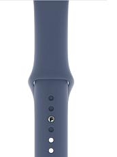 Ремешок Sportband для Apple Watch 42/44mm силиконовый (Морской лед)