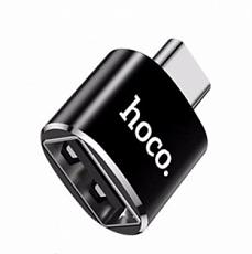 Переходник Hoco UA5 USB-C to USB