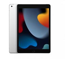 Планшет Apple iPad (2021) Wi-Fi + Cellular 64Gb (Серебристый)