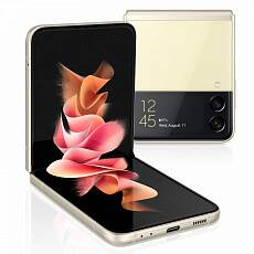 Телефон Samsung Galaxy Z Flip3 5G 256Gb (Бежевый)