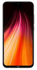 Телефон Xiaomi Redmi Note 8 (2021) 4/64Gb (Черный)