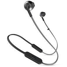 Bluetooth-наушники JBL T205BT (Черные)
