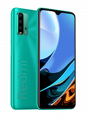 Телефон Xiaomi Redmi 9T 4/128Gb NFC (Зеленый)