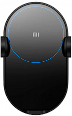 Автомобильный держатель Xiaomi Mi Qi 20W Car Wireless (Черный)