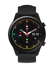 Умные часы Xiaomi Mi Watch (Чёрный)