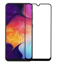 Защитное стекло для Samsung Galaxy M21 (2020) (Черная рамка)